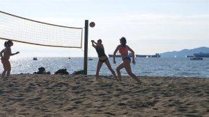 Beach Volleyball Secrets